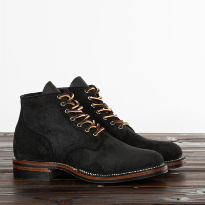 Service Boot - Charcoal Reverse Chamois - 2055