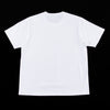 Short Sleeve Logo Tee - White
