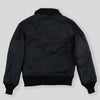 Short Field Jacket - Black Wax Cotton