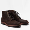 Southern Lord Reverse Tobacco Chamois Plain Toe Boot