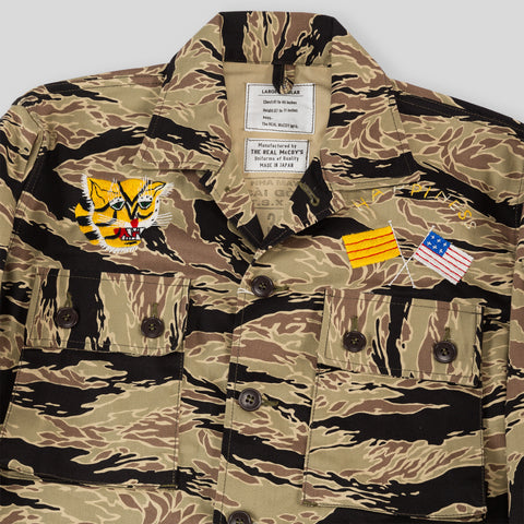 Souvenir Tiger Jacket