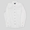 Standard Shirt - Off White Broken Twill