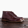 [Pre-order for January 2021 delivery] Steadfast Chukka Boot - Burgundy French Calf