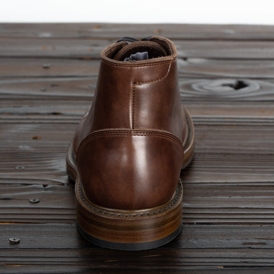 Steadfast Chukka Boot - Brown French Calf