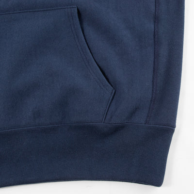 Ball Park Heavyweight Hooded Sweatshirt - Navy