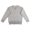 The Real McCoy's The Real McCoy's Loopwheel Crewneck Sweatshirt - Gray - Standard & Strange