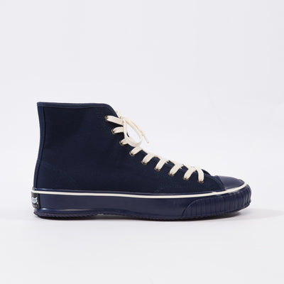TSPTR S&S x TSPTR High Top Sneakers - Navy - Standard & Strange