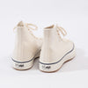 S&S x TSPTR High Top Sneakers - White