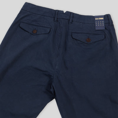 Tapered Chino - Comfort Twill Navy