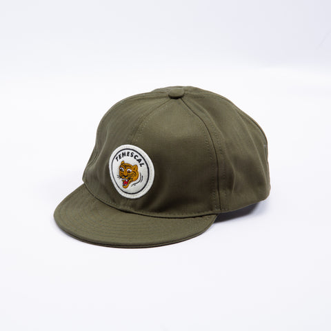Temescal Tiger Hat - Olive