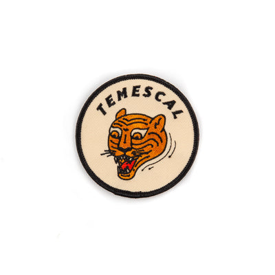 Temescal Tiger Patch