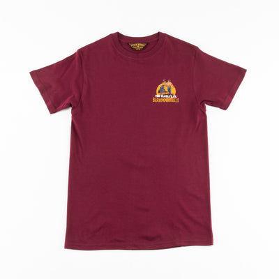 The Barns and Barrels Tee