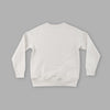 The Real McCoy's Loopwheel Crewneck Sweatshirt - Milk