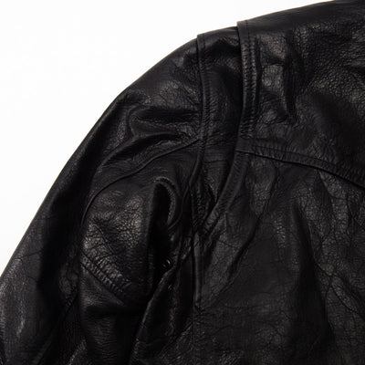 [Pre-order] S&S x Simmons Bilt Two Lane Blacktop Horsehide Leather Jacket
