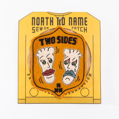 Two Sides Patch