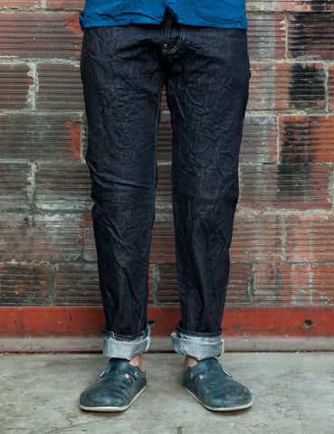 Type 129 Slim Jeans - Rinsed Denim