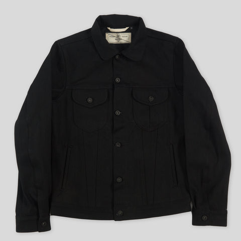 Type III Jacket - 17oz Stealth Denim