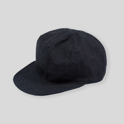 Type A-3 Cap - Denim