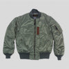 Type MA-1 Flight Jacket Real McCoy Mfg. Co Jacket - Sage