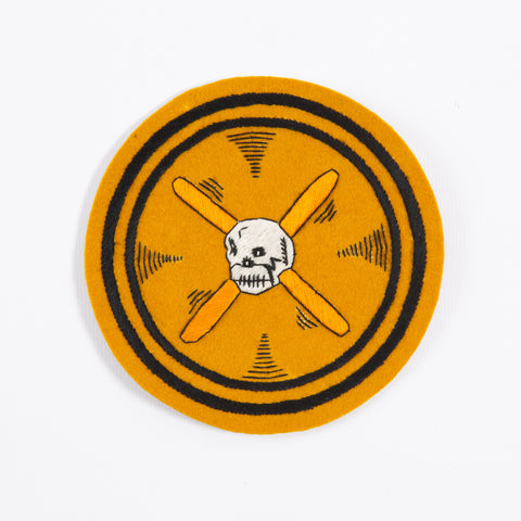 USAAF Squadron Patch - 6th Fighter Squadron