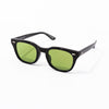 The Real McCoy's USS Celluloid Frame Sunglasses - Green - Standard & Strange