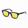The Real McCoy's USS Celluloid Frame Sunglasses - Yellow - Standard & Strange
