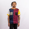 Vacation Shirt - Multi Color Linen