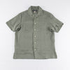 Vacation Shirt - Sage Linen