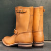 Van Cleef Engineer Boot - Veg Tan