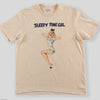 Vargas Girl Tee - Sleepy Time Gal