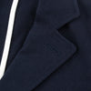 Vessel Blazer - Navy High Density Jersey
