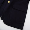Vessel Blazer - Navy Cotton