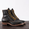 [Pre-order] Limited Warren Boot - Black Waxed Flesh