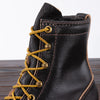 Wesco Limited Warren Boot - Black Waxed Flesh - Standard & Strange