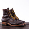 [Pre-order] Limited Warren Boot - Burgundy Waxed Flesh