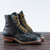 [Pre-order] Limited Warren Boot - Navy Waxed Flesh