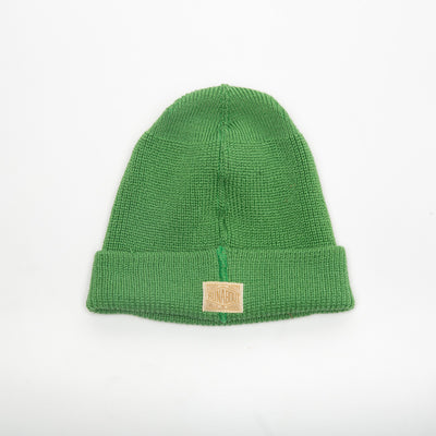 Watch Cap - Leaf Green