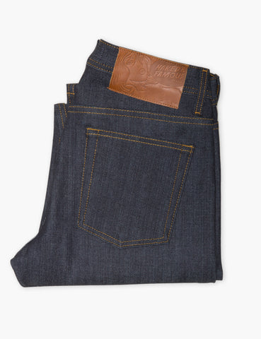 Weird Guy - Left Hand Twill Selvedge