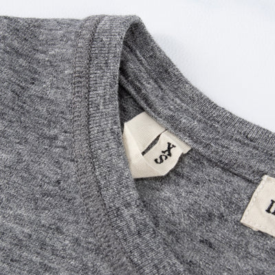 Wilson Pocket Tee - Grey Melange