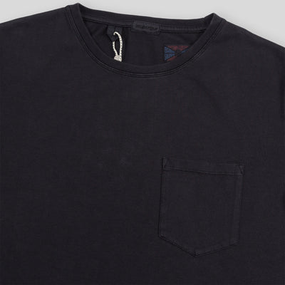 Wilson Pocket Tee - Marshall Black
