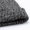 Wool Logger Knit Cap - Gray