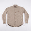 Work Shirt Type VI – 8.5 Oz Beige Rayon-Wool