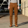 Workers Chino - Slim Fit - 10oz Rust