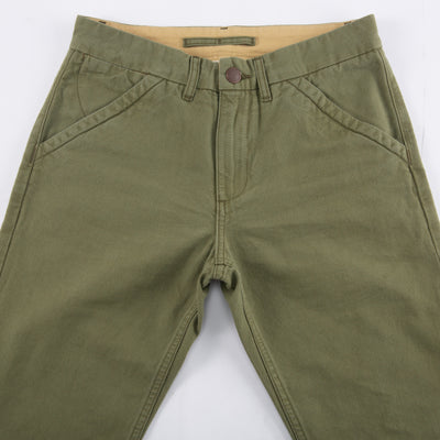 Workers Chino - Slim Fit - 10oz Olive