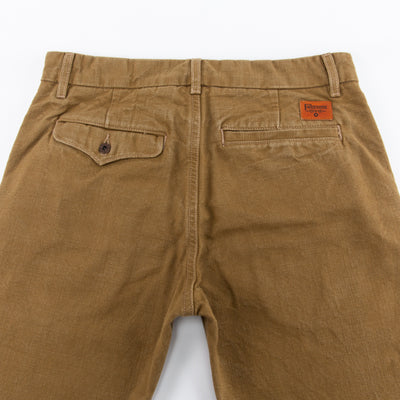 Workers Chino - 14 oz Tan