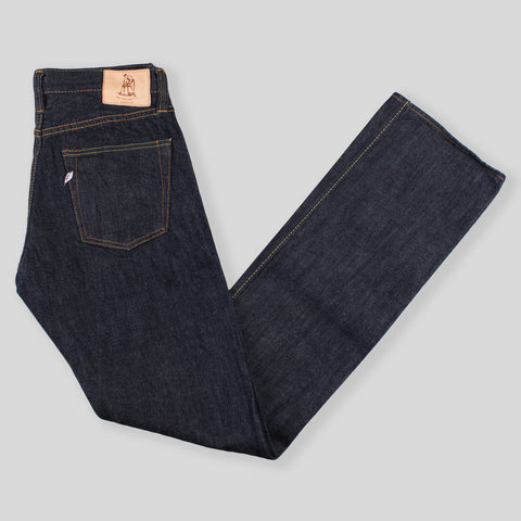 XX-005 - 14oz Indigo - Slim Straight Leg (One-Wash)