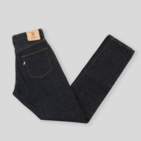 XX-019 - Knubbed Selvedge - Relax Tapered Jean (OW)