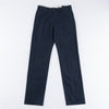 Yale Trouser - Navy Pima Cotton/Nylon