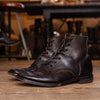 [Pre-order for September 2020 Delivery] Yeager Boot - Black Overdye Horsebutt - CN Last
