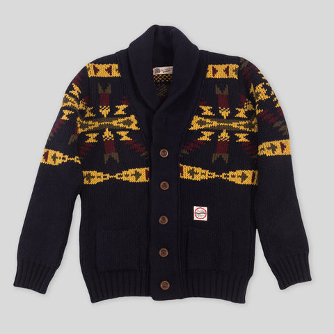 Zeus Knitted Cardigan